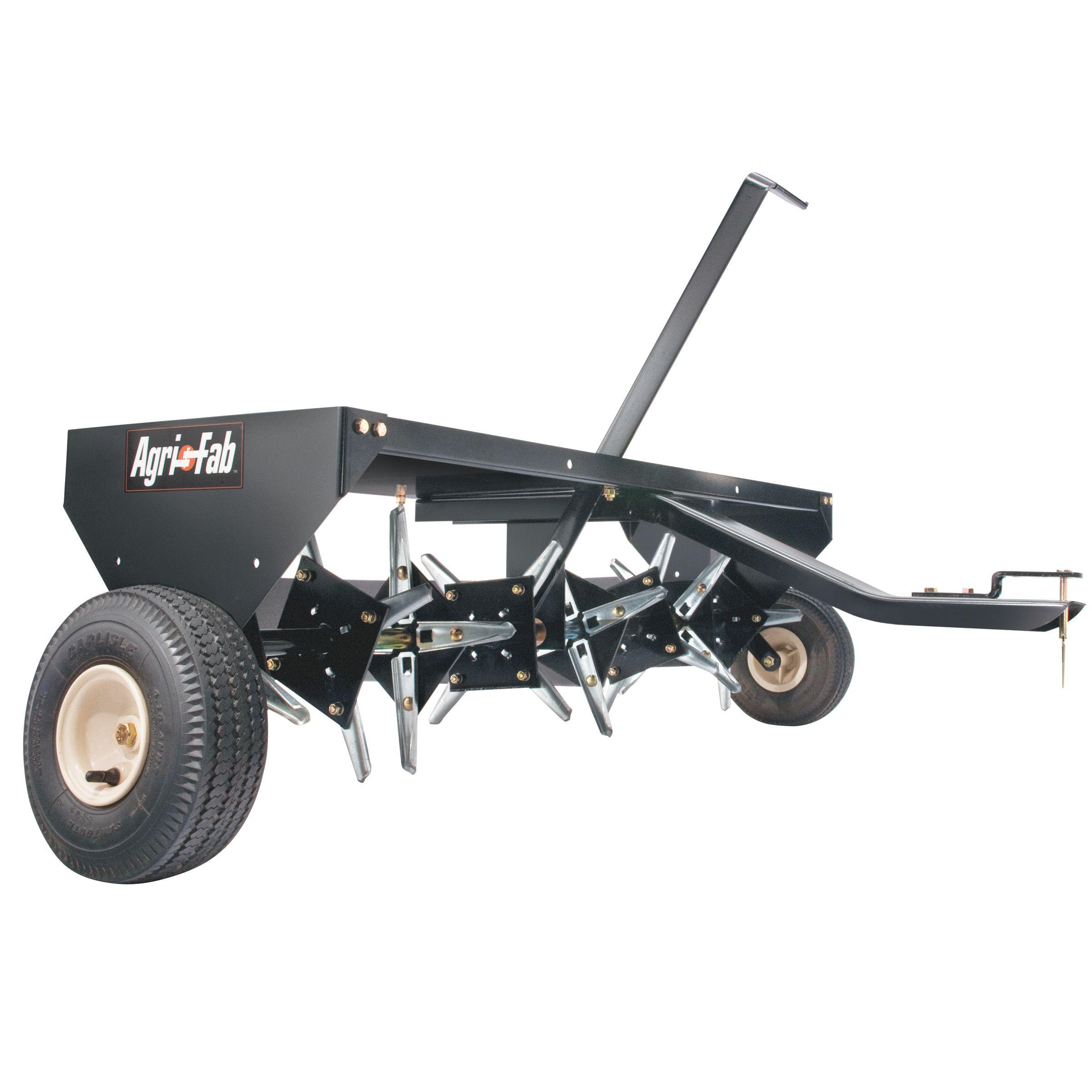 Agri-fab 48 In. Lawn Aerator - & Garden Tractor