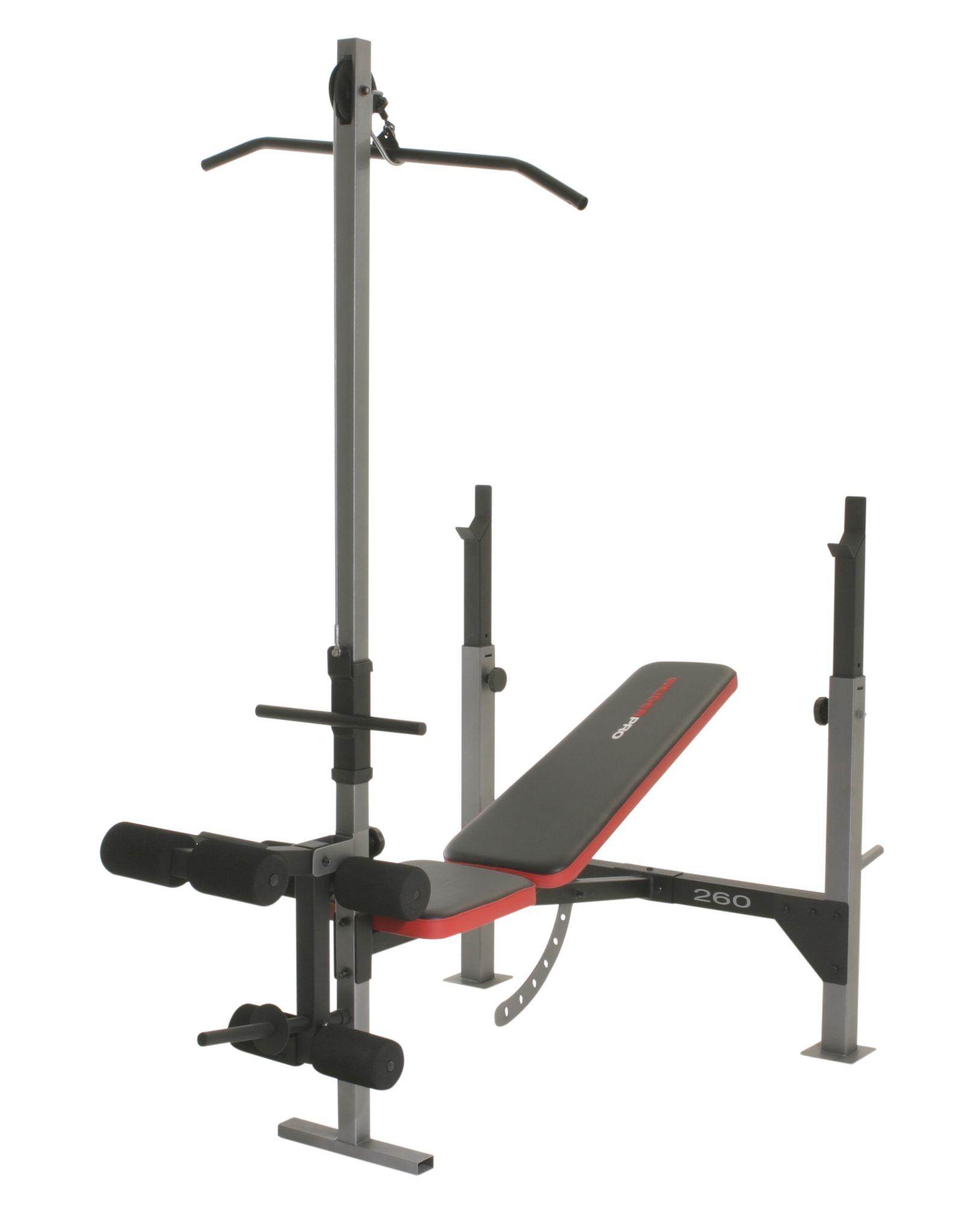 Weider Weight Bench Pro 260