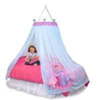 Cinderella Full-Round Canopy for Twin Bed - Home - Bed ...