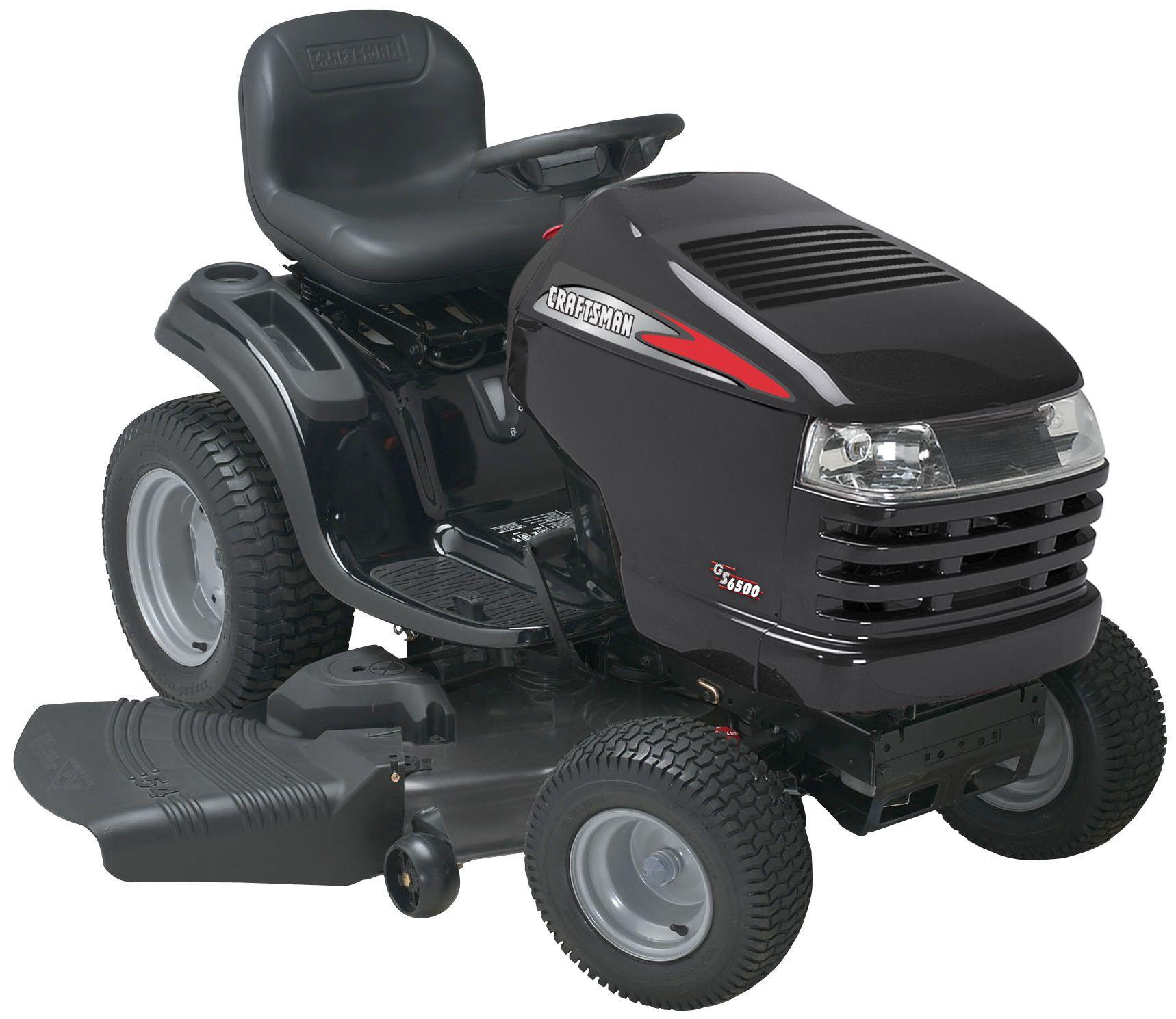Craftsman 26 Hp 54 In. Deck Garden Tractor - Lawn & Riding Mowers Tractors