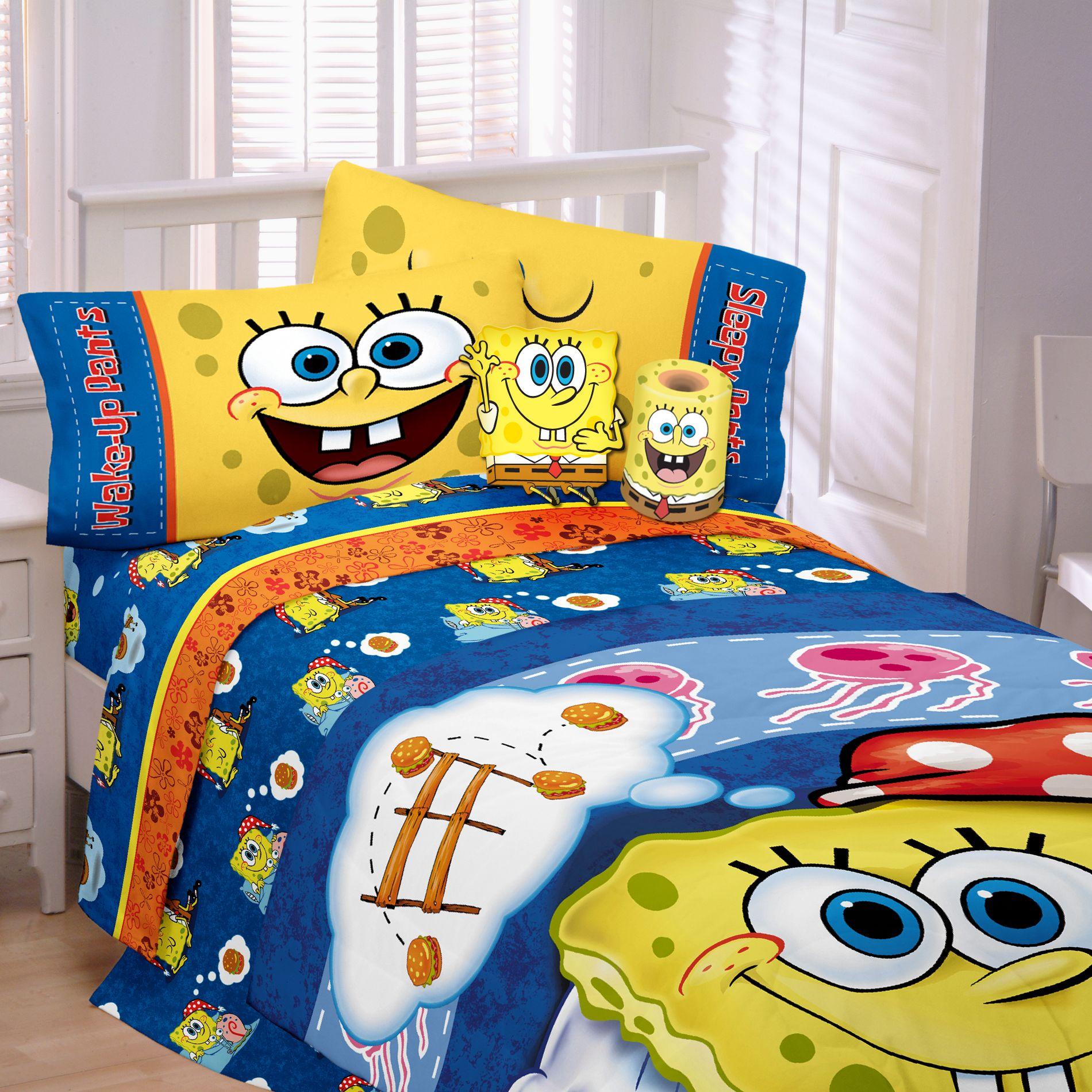 Spongebob Bed Bob Sheet Set