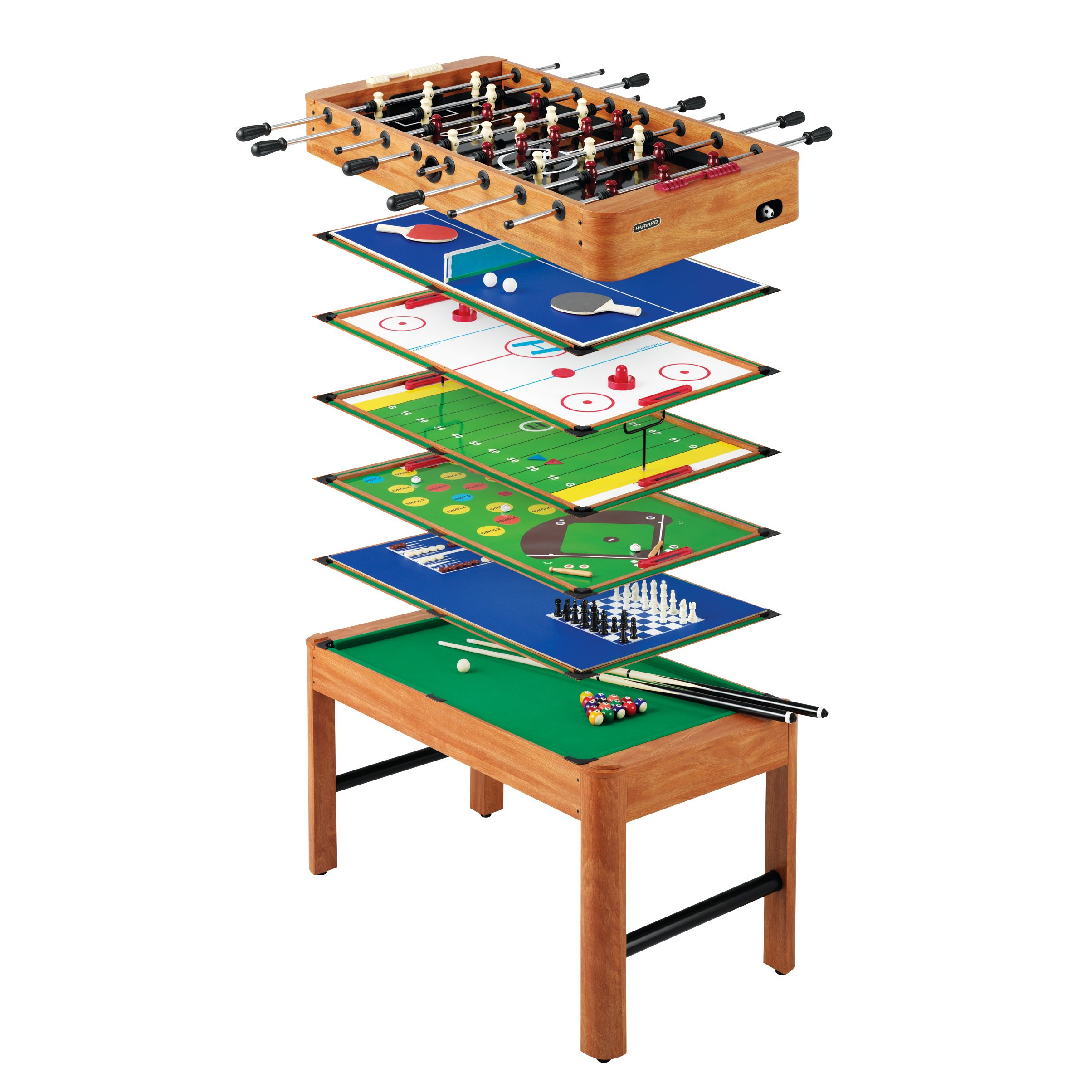 Harvard Foosball Table Multi Game