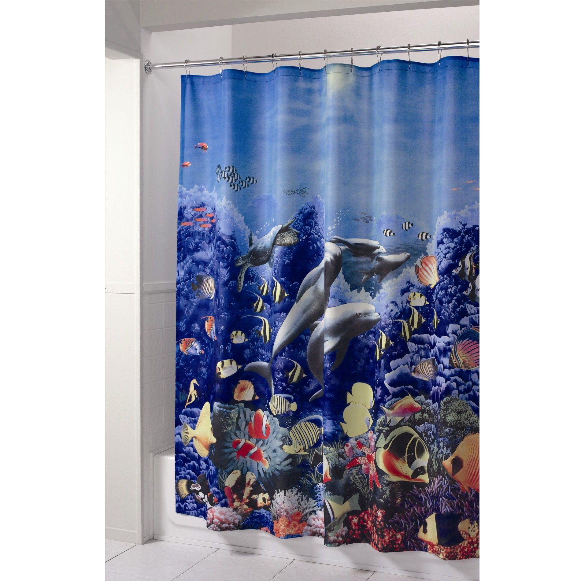 Dolphin Shower Curtains Home The Honoroak