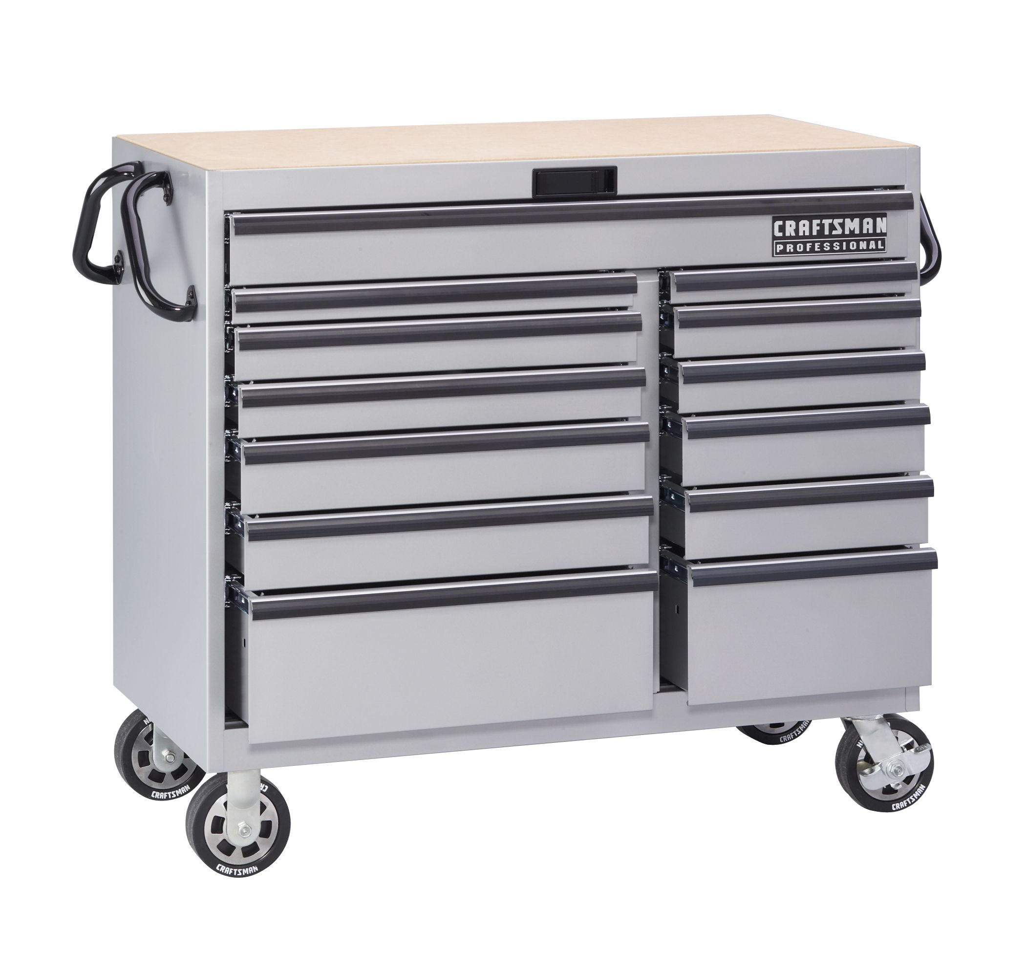 Craftsman Professional 46 In. 13-drawer Mobile Tool Cart