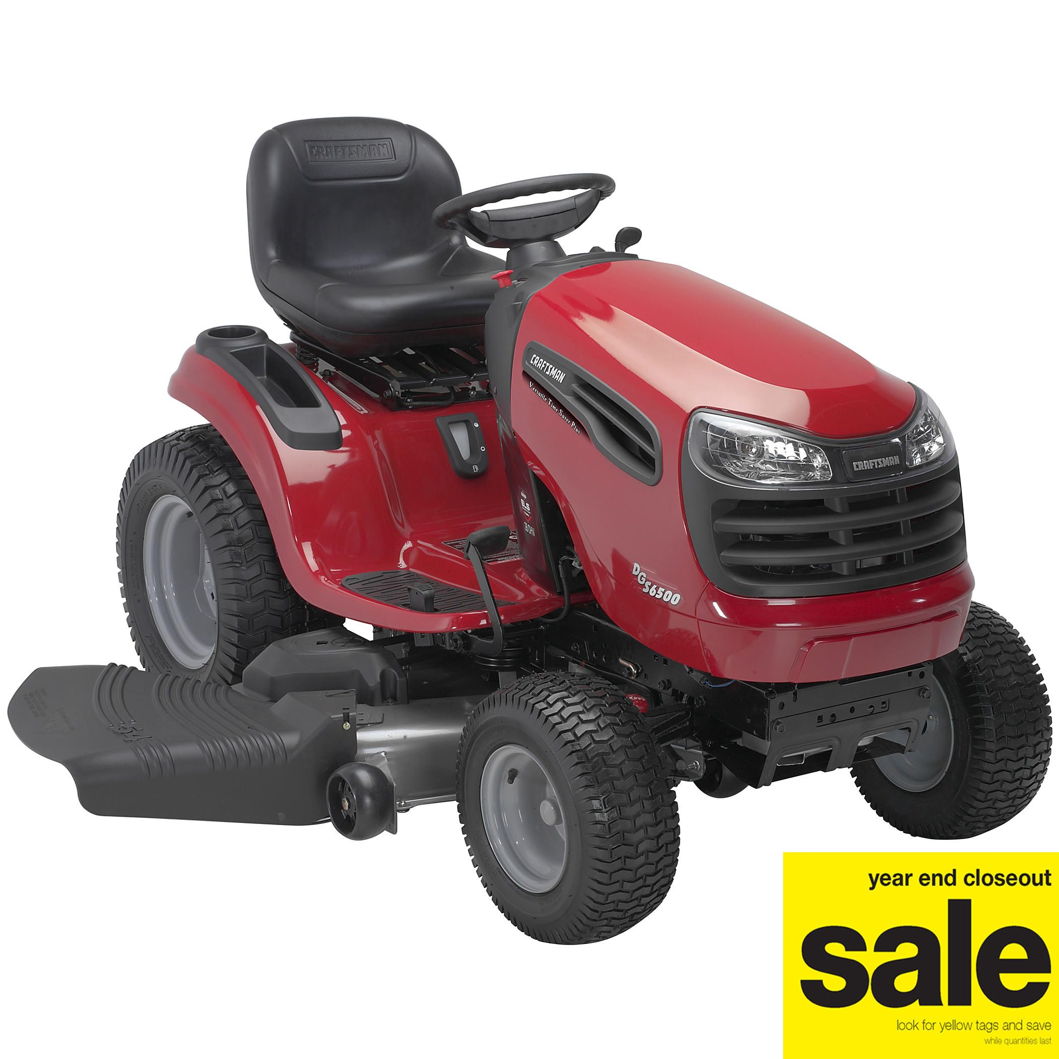 Craftsman 28749 26 Hp 54 In Deck DGS 6500 Garden Tractor