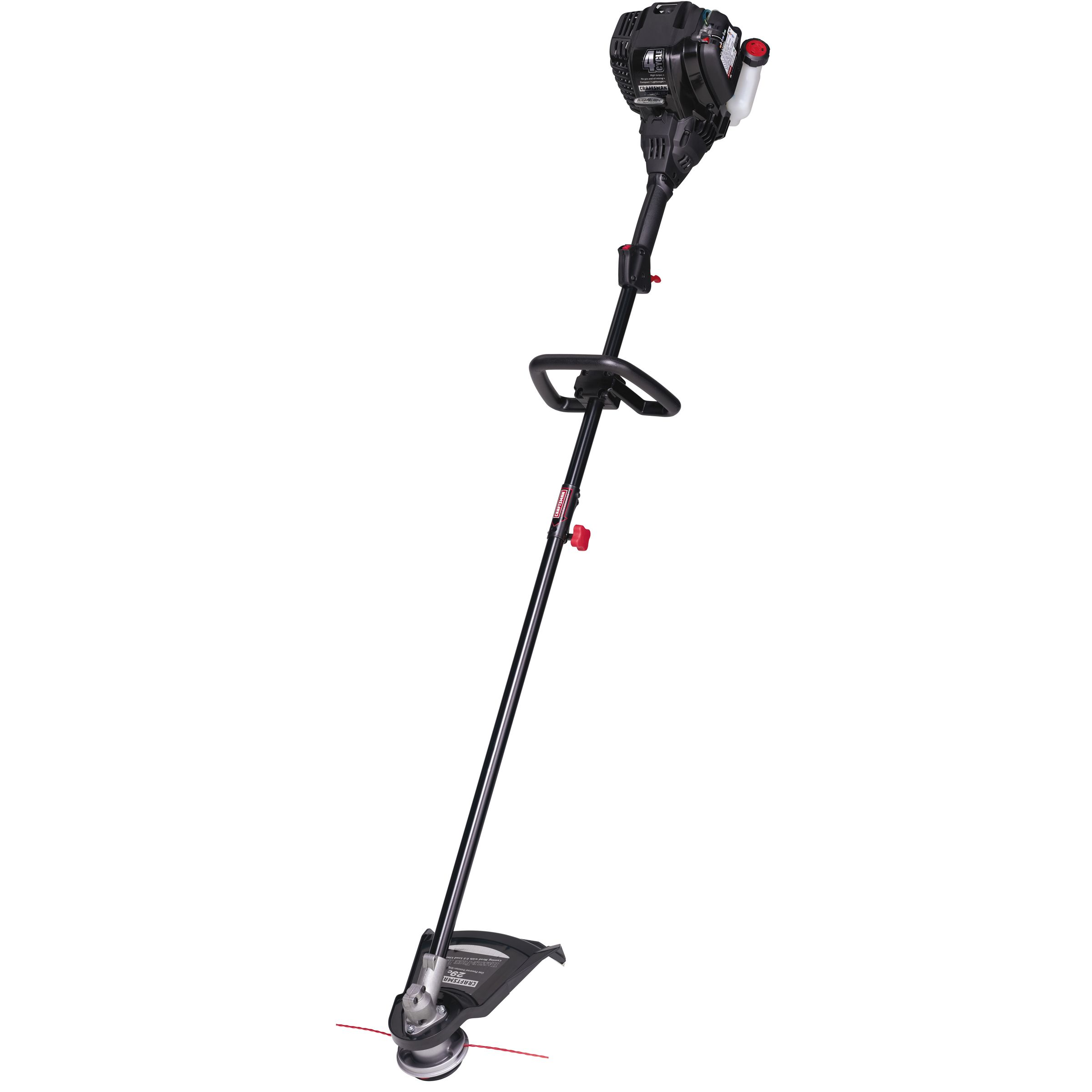 Craftsman Convertible 4-Cycle Straight Shaft Trimmer