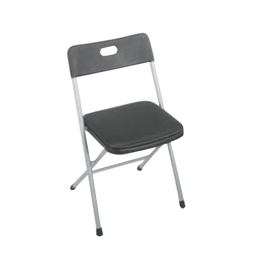 white folding chairs bar height tables and furniture kmart cosco home office products black seated chair