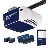 Chamberlain 1/2 HP Chain Drive Garage Door Opener System ...