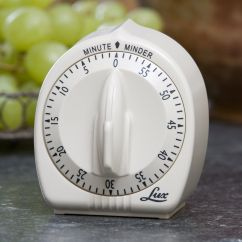 Kitchen Timer Themed Decor Timers Cooking Sears Lux 60 Min Km23038 006