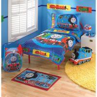Thomas & Friends Toddler Bedding Set, 4 pc.