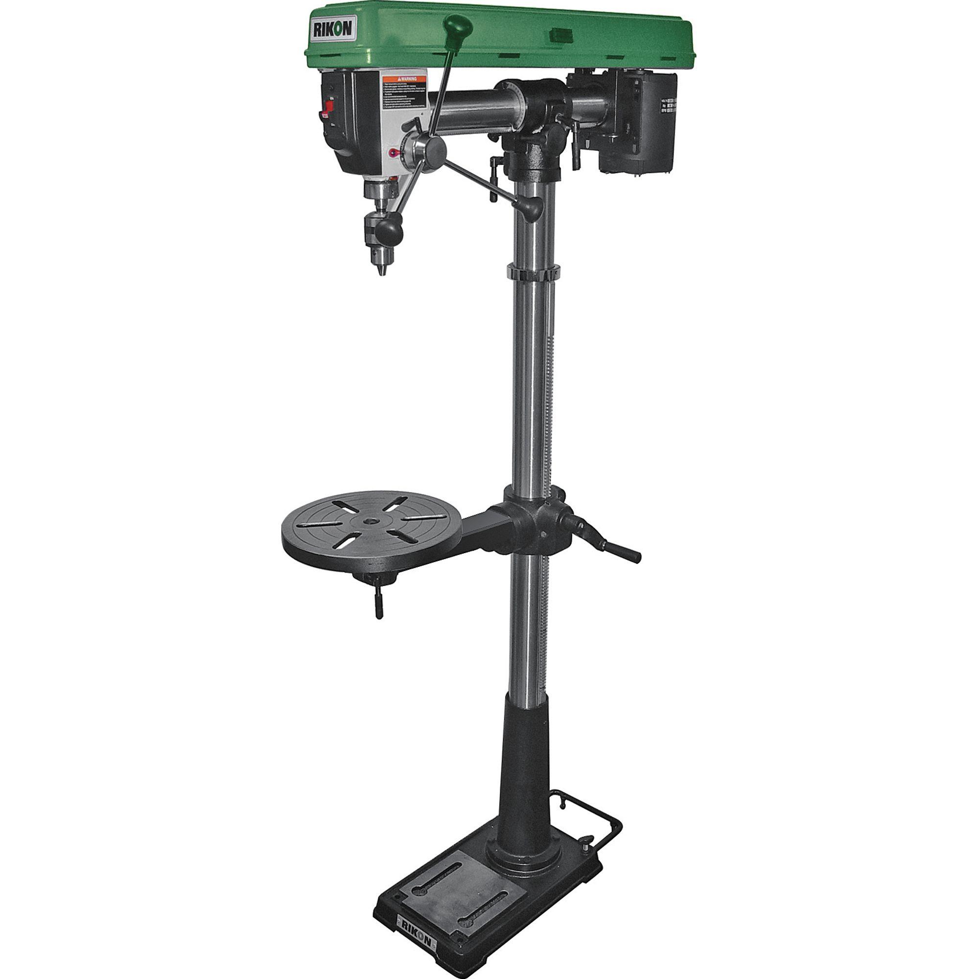 Rikon 1 hp 17 Floor Drill Press 30230  Tools  Bench