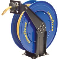 "Goodyear - 46731 - 3/8"" X 50' RETRACTABLE AIR HOSE REEL ..."