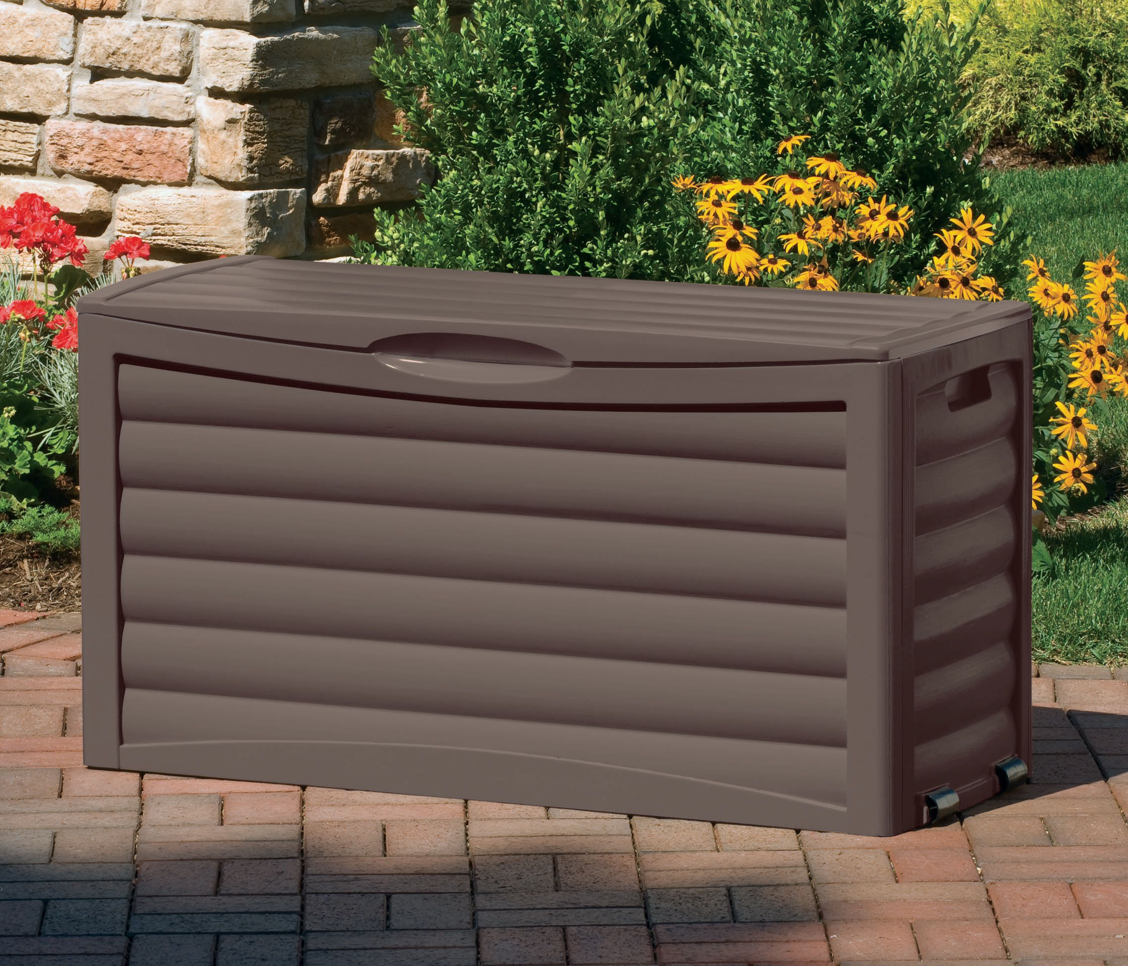 Suncast Patio Storage Box