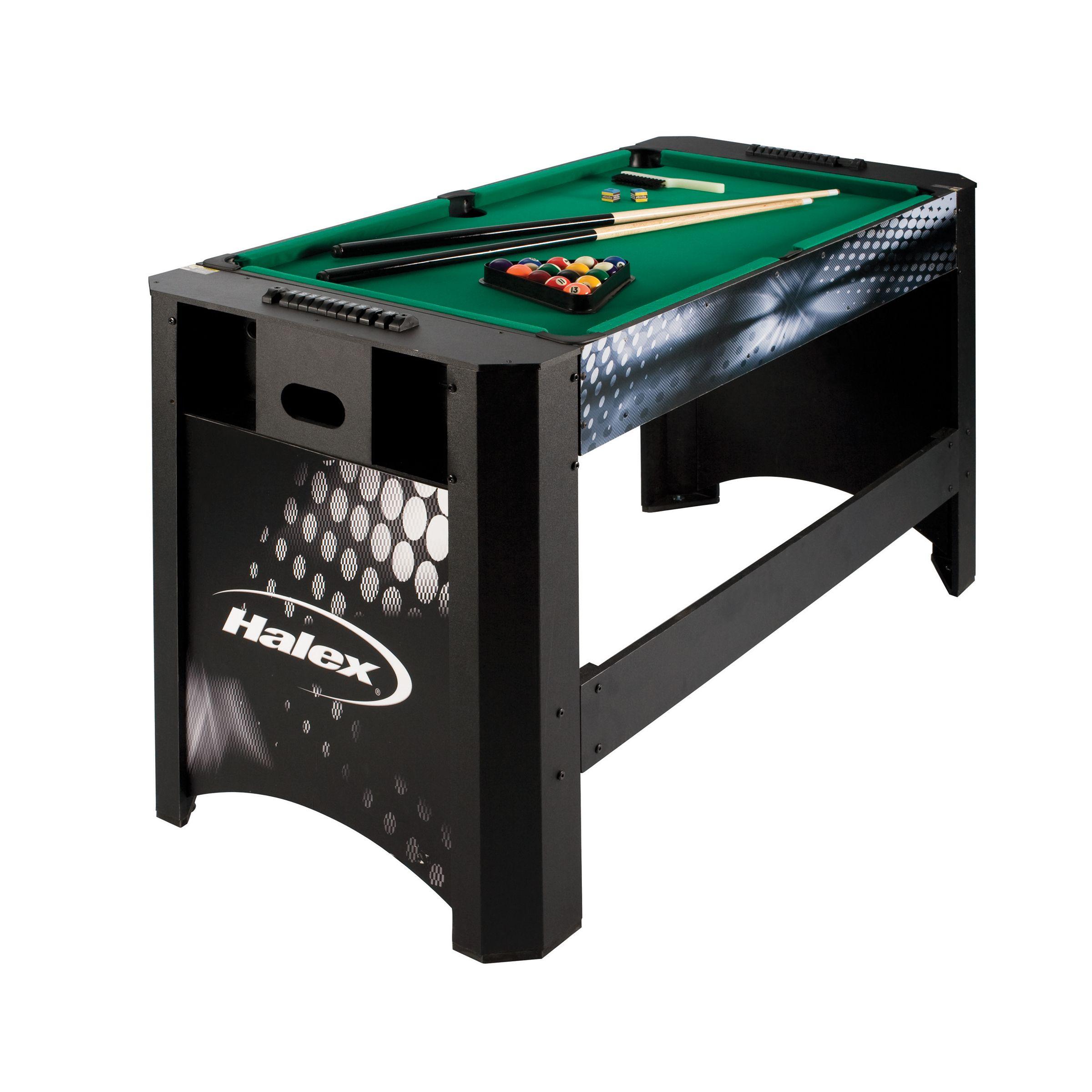Halex 54in 4-in-1 Flip Table