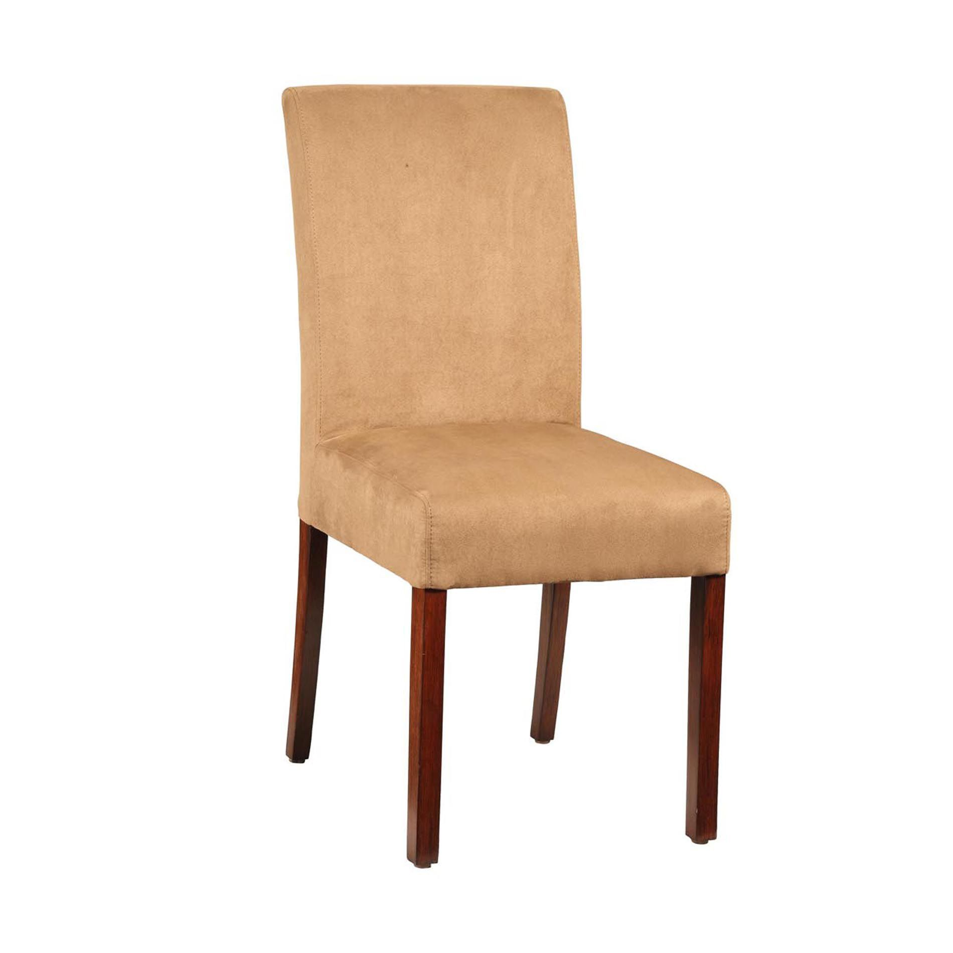 Microfiber Dining Chairs Essential Home Microfiber Parsons Chair Home Furniture