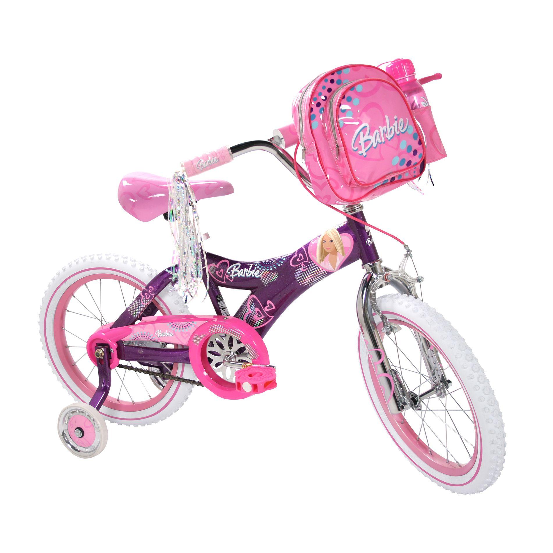 Barbie 16 Girl' Bike