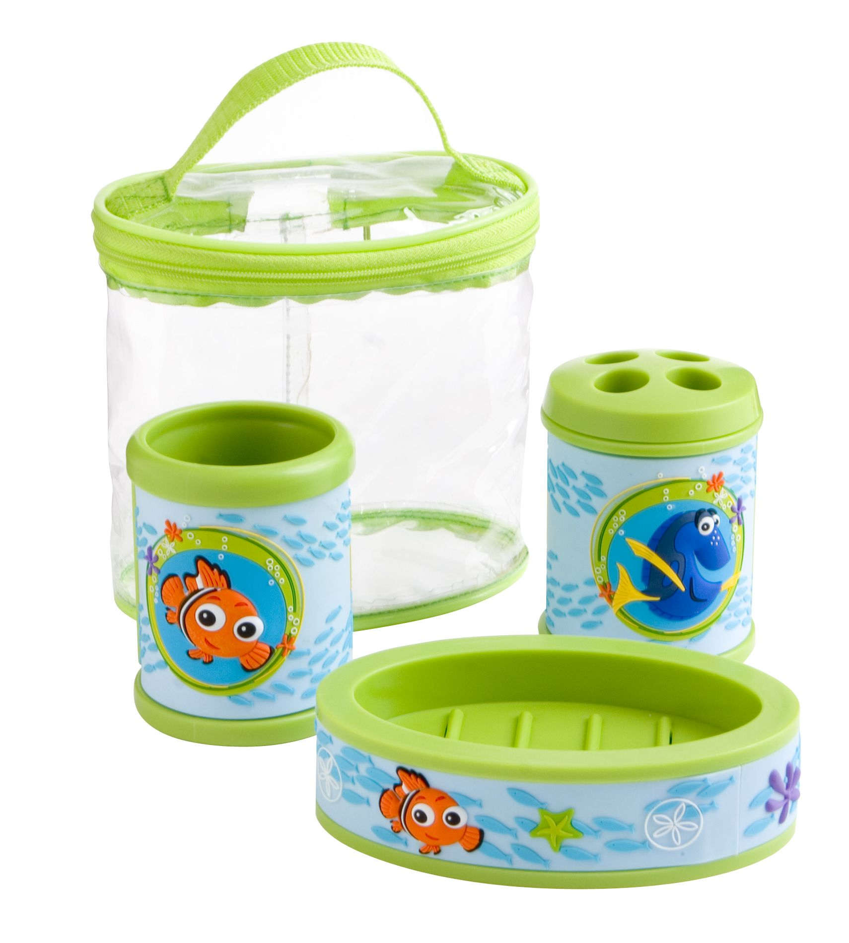 Nemo Bathroom Set Disney Nemo 3pc Bath Set