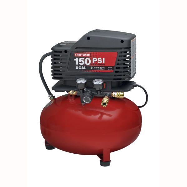 Craftsman 6 Gallon Pancake Air Compressor