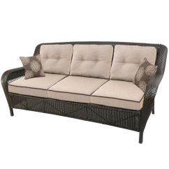 Replacement Garden Sofa Cushions How To Clean A From Dog Smell Oasis 65 50804 14 Napa Valley 3 Seat Wicker