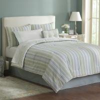 Jaclyn Smith Seersucker Comforter Set