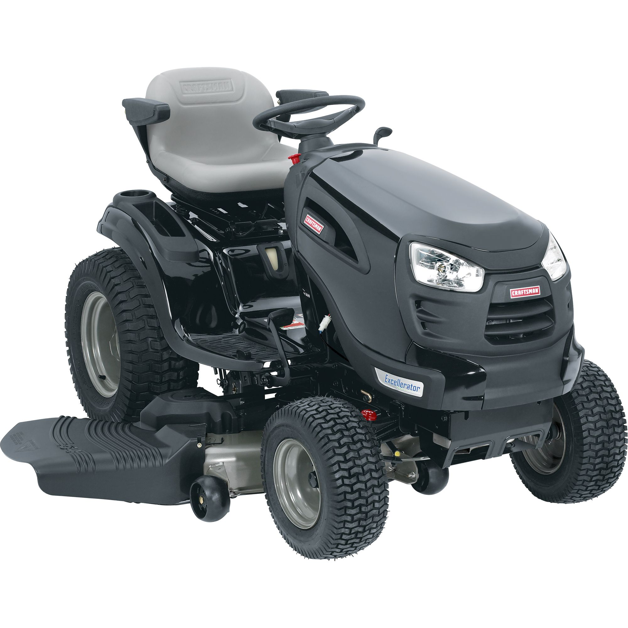 craftsman 28947 gt 5000 54 kohler 26 hp gas powered riding garden tractor [ 2000 x 2000 Pixel ]