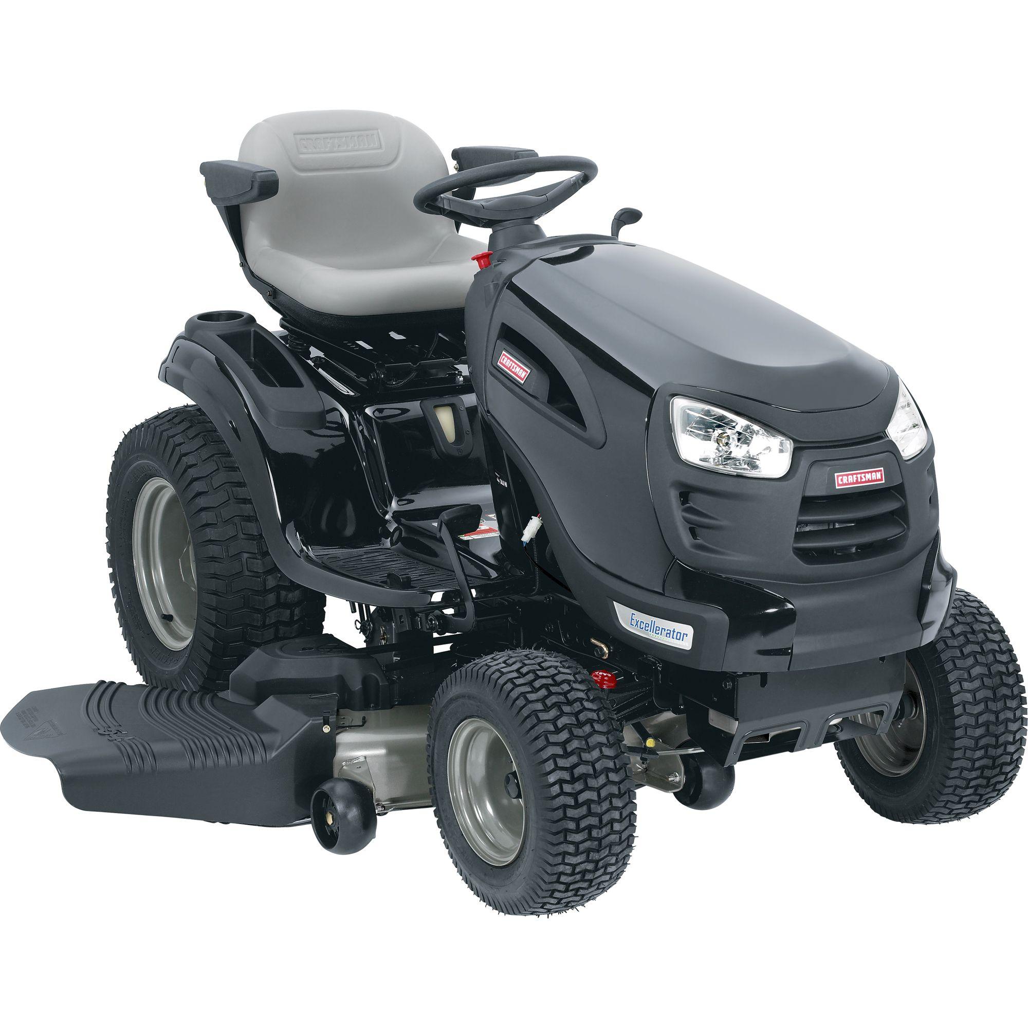 medium resolution of craftsman 28947 gt 5000 54 kohler 26 hp gas powered riding garden tractor