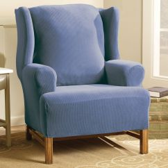 Blue Wingback Chair Slipcovers Wicker Chairs For Sale Sears Error File Not Found