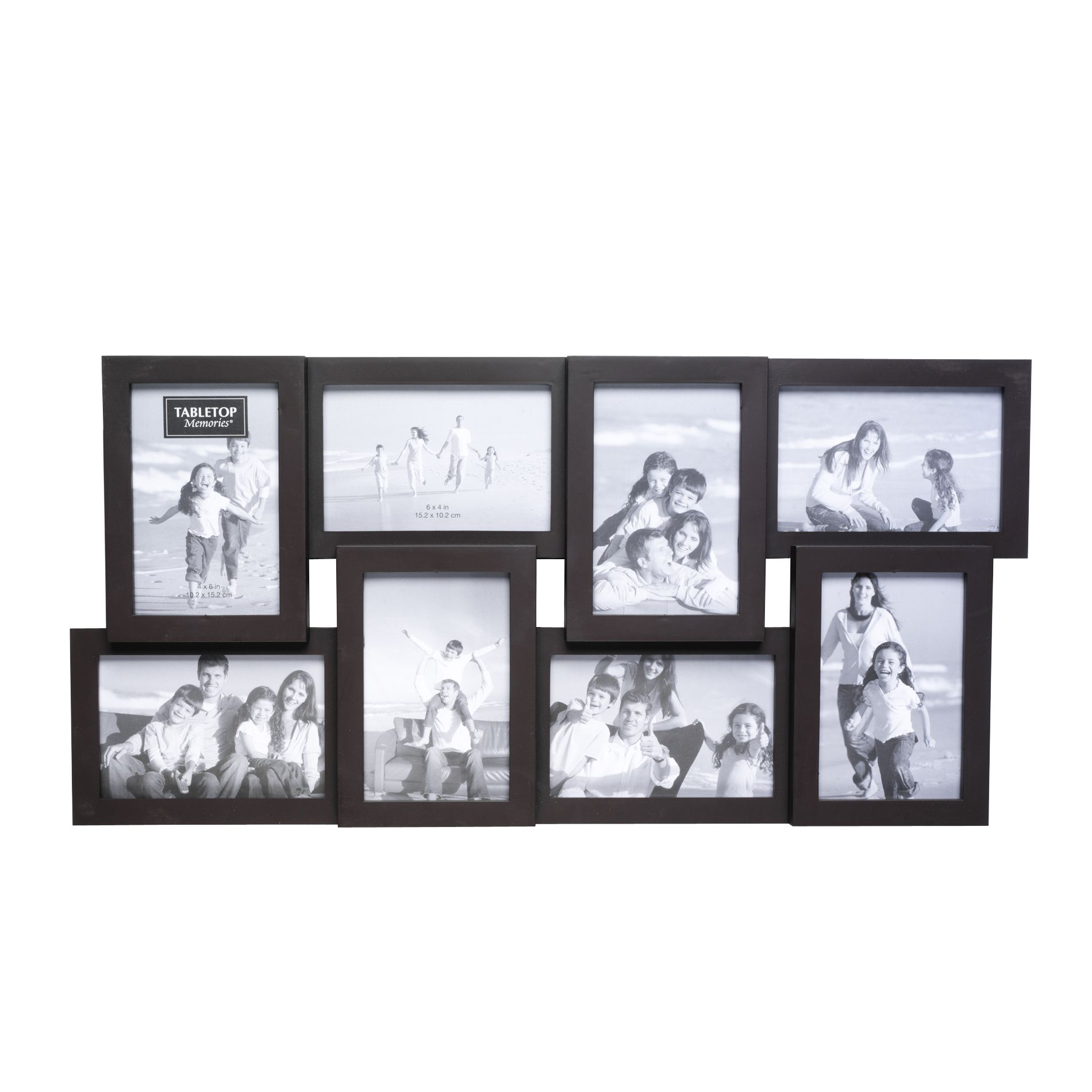 Collage Frames Espresso