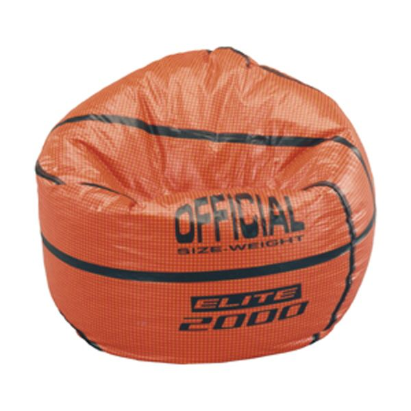 American Furniture Alliance Kids Sport Bean Bag  Basketball