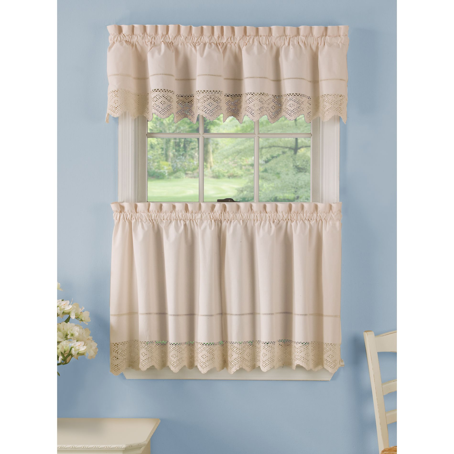 kitchen curtains at sears
