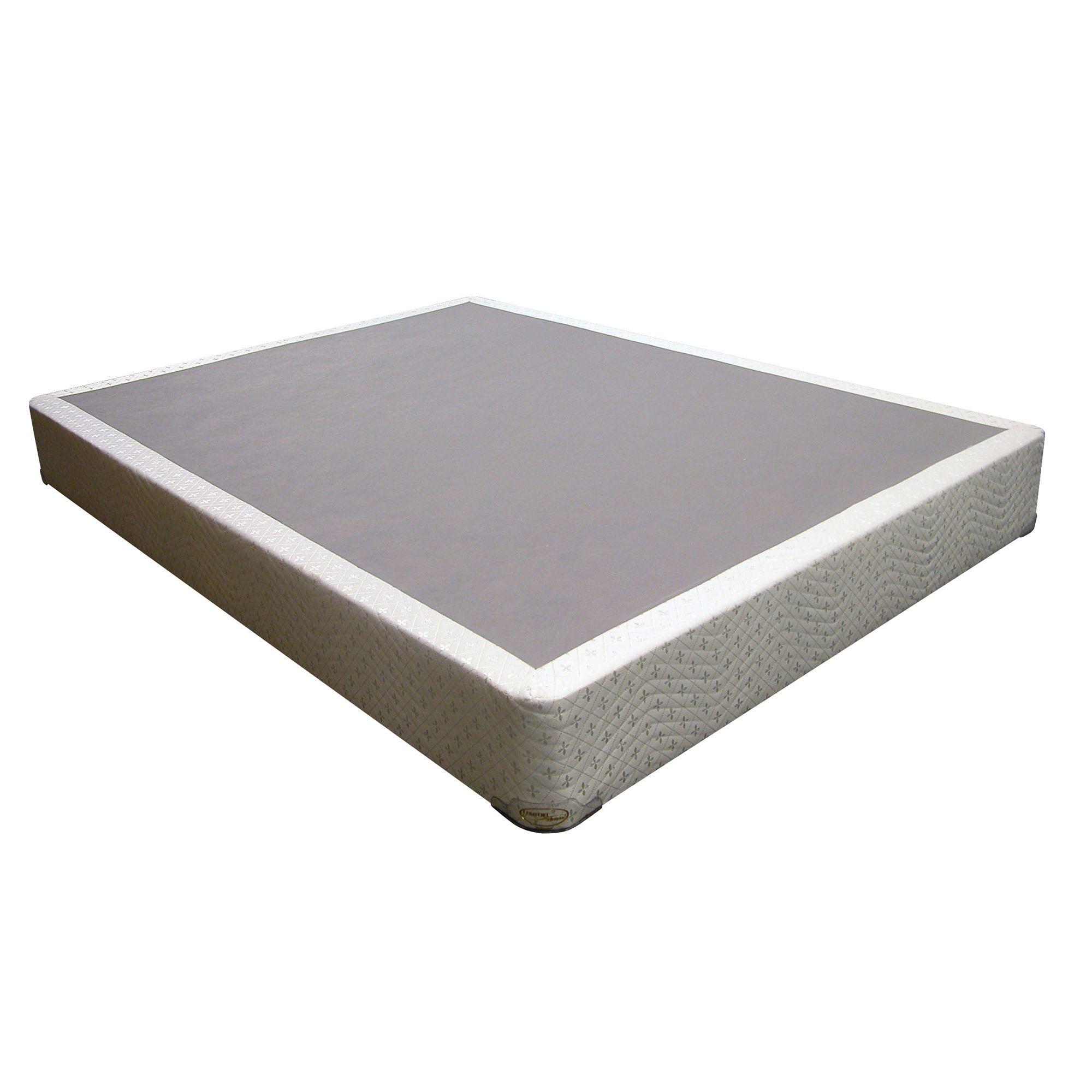 Spine Support Split Lowprofile Queen Box Spring - Home Mattresses & Accessories Springs