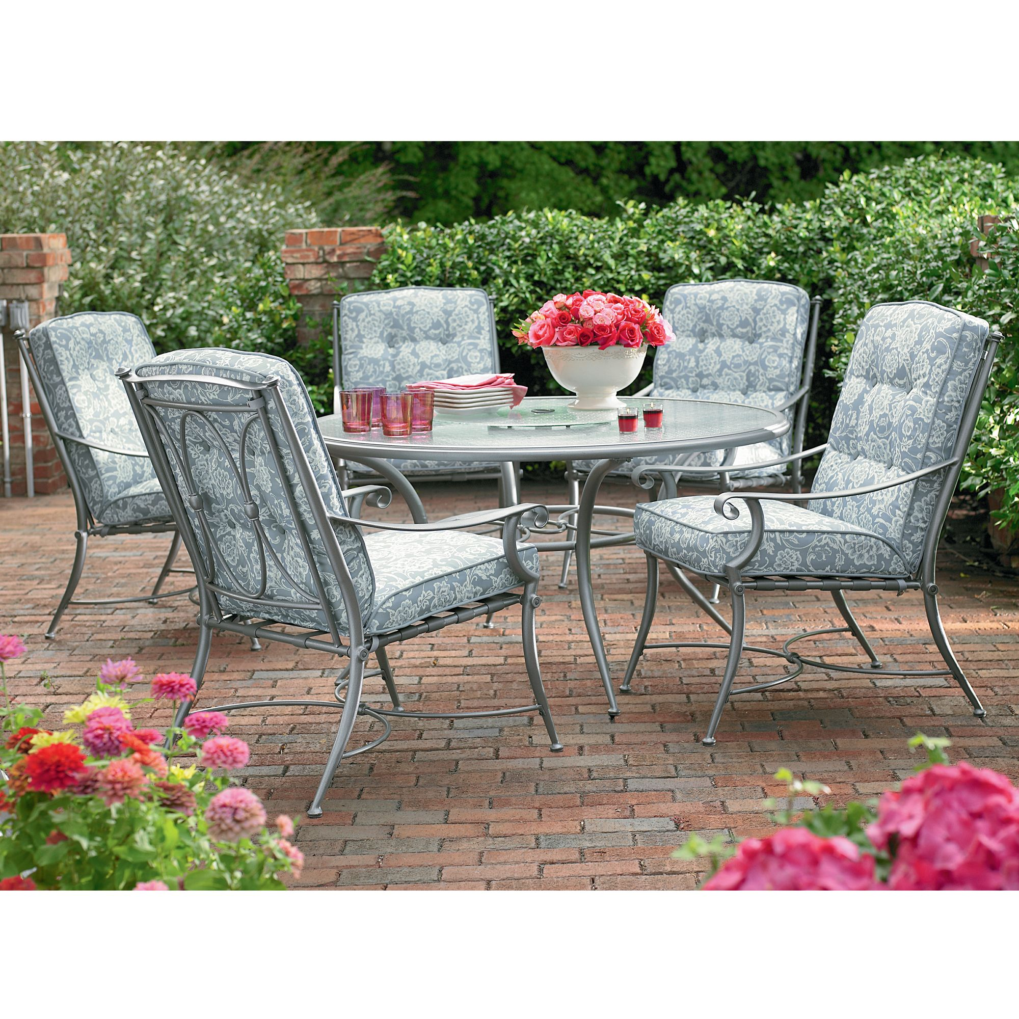 Jaclyn Smith Today Addison 5 Pc Seating Set Best