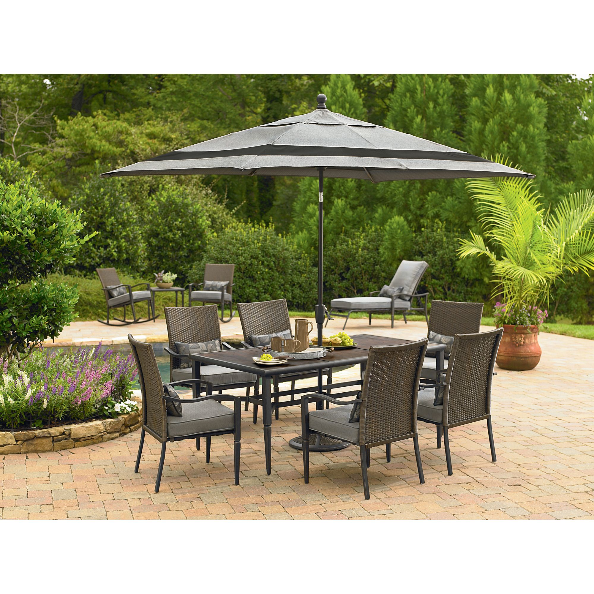 garden oasis patio chairs revolving chair without arms price set design ideas