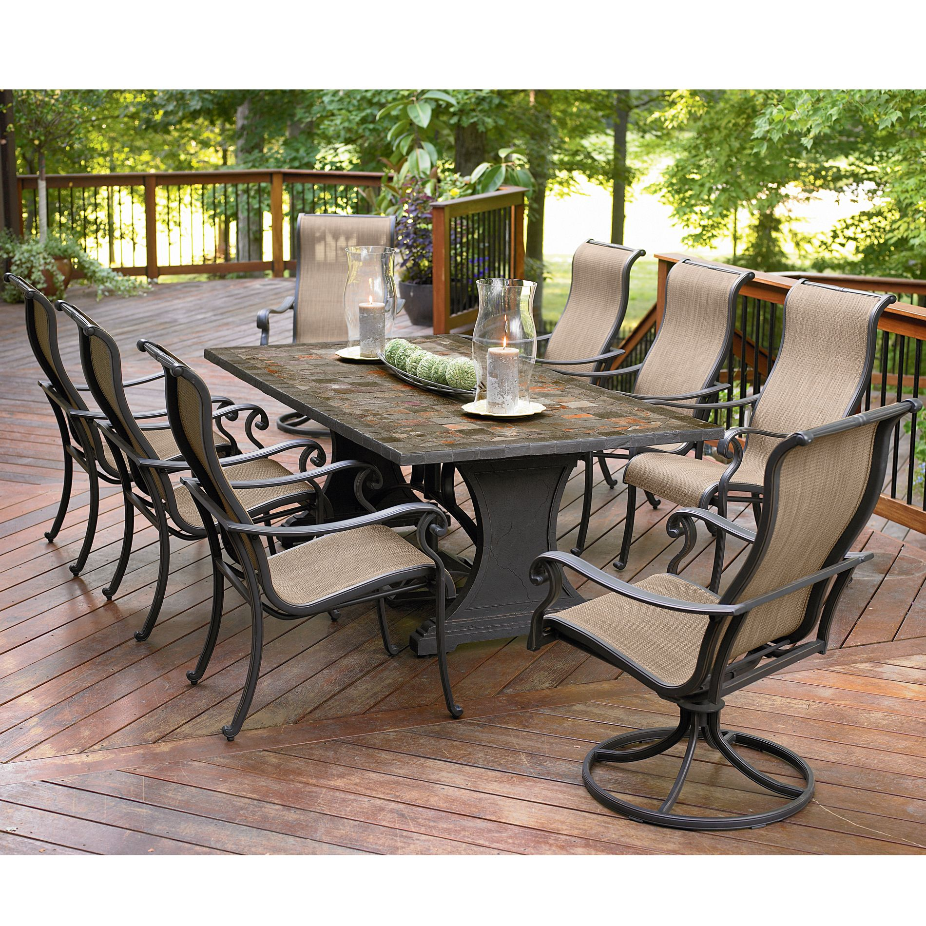 Patio Table Sets At Sears