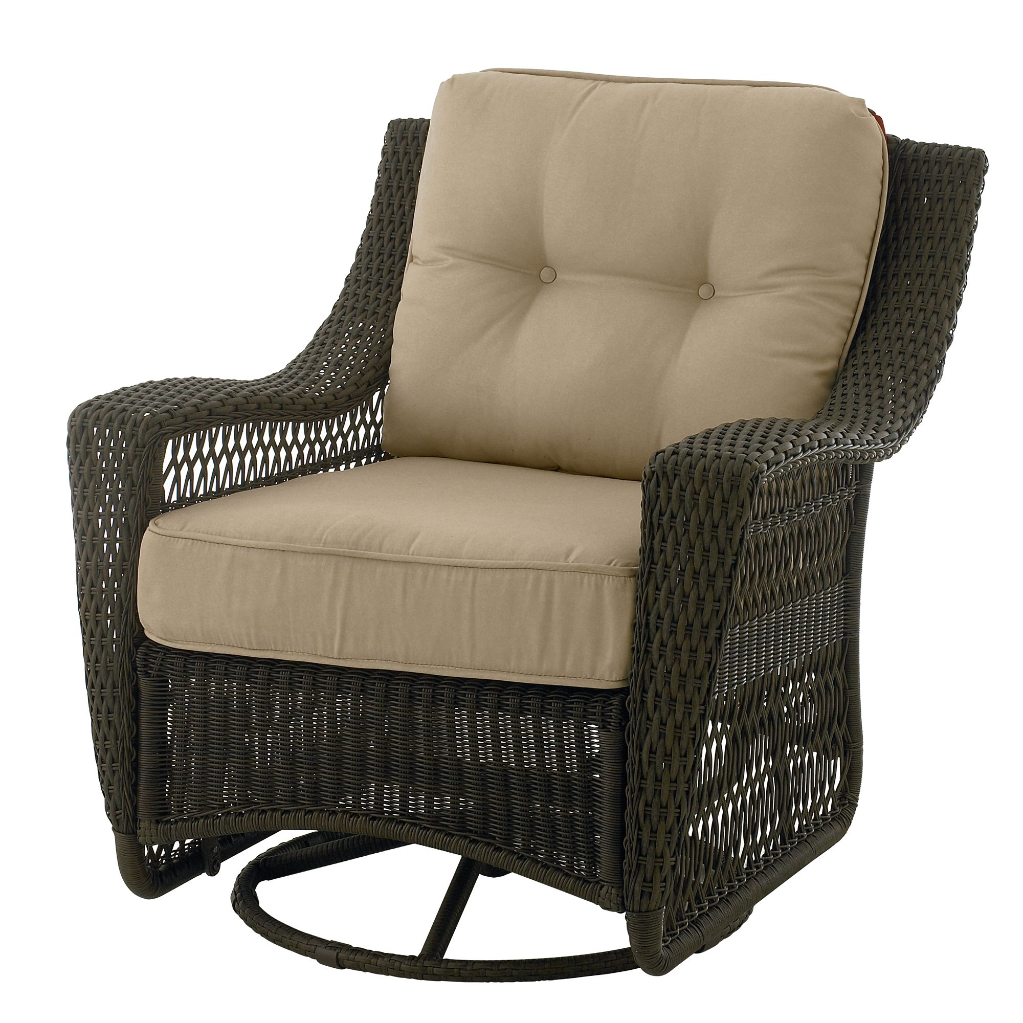Country Living - 65-50974 44 Concord Swivel Glider Patio