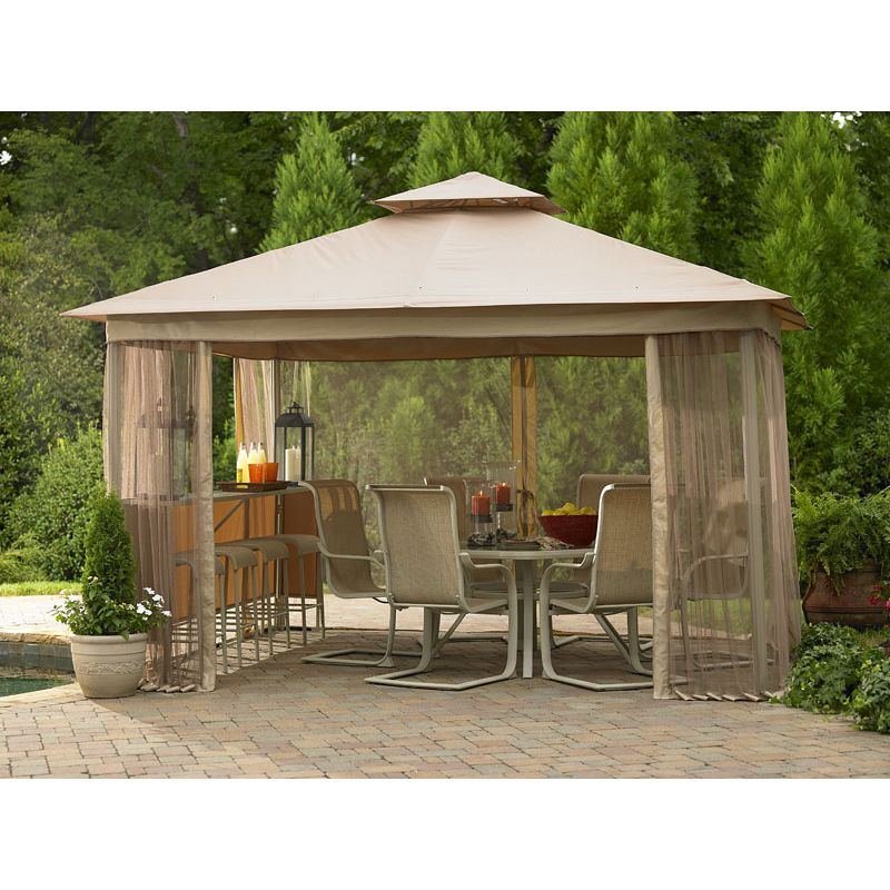 Garden Oasis Clayton Replacement Canopy - Outdoor Living