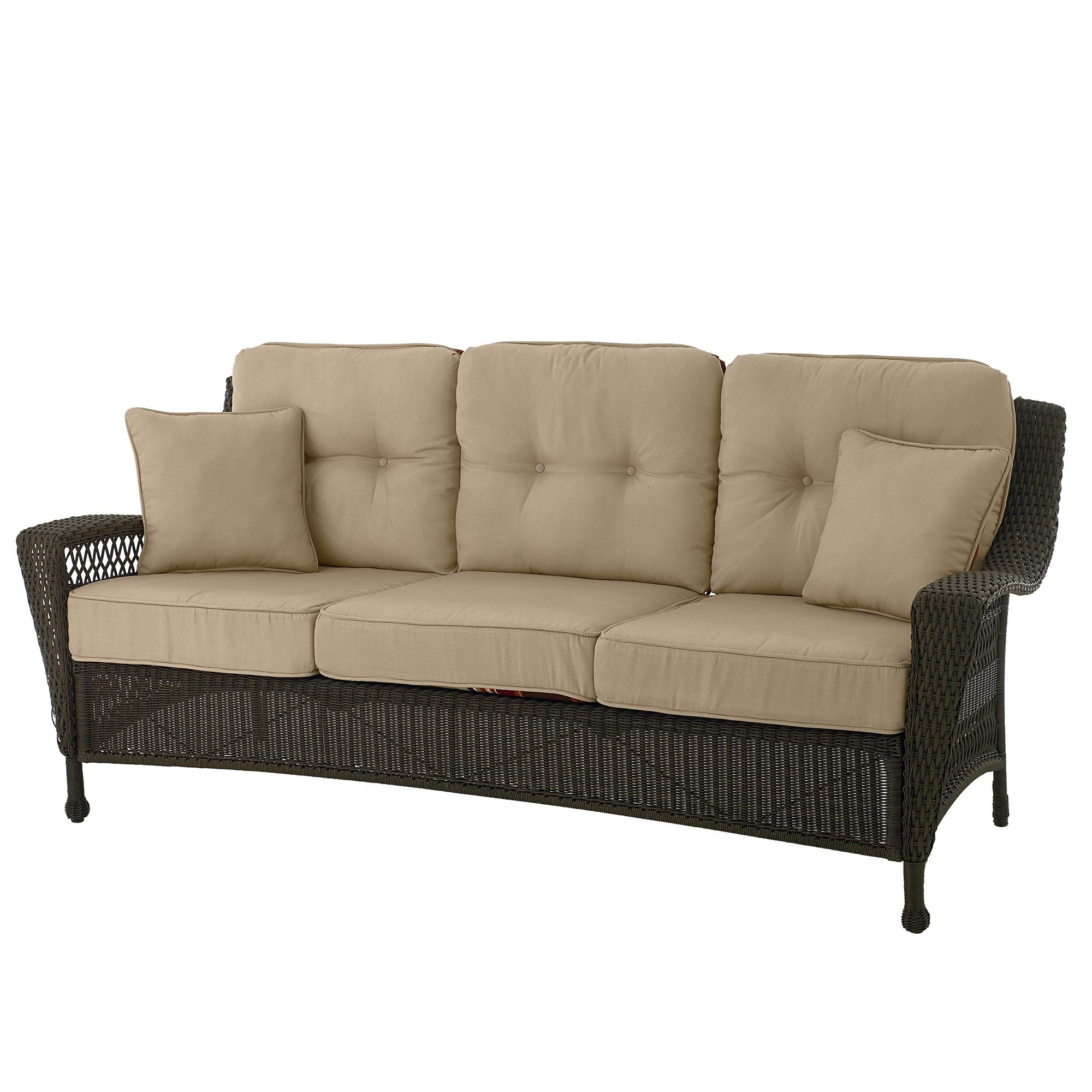 Country Living Concord 3 Seat Patio Sofa - Outdoor Living ...