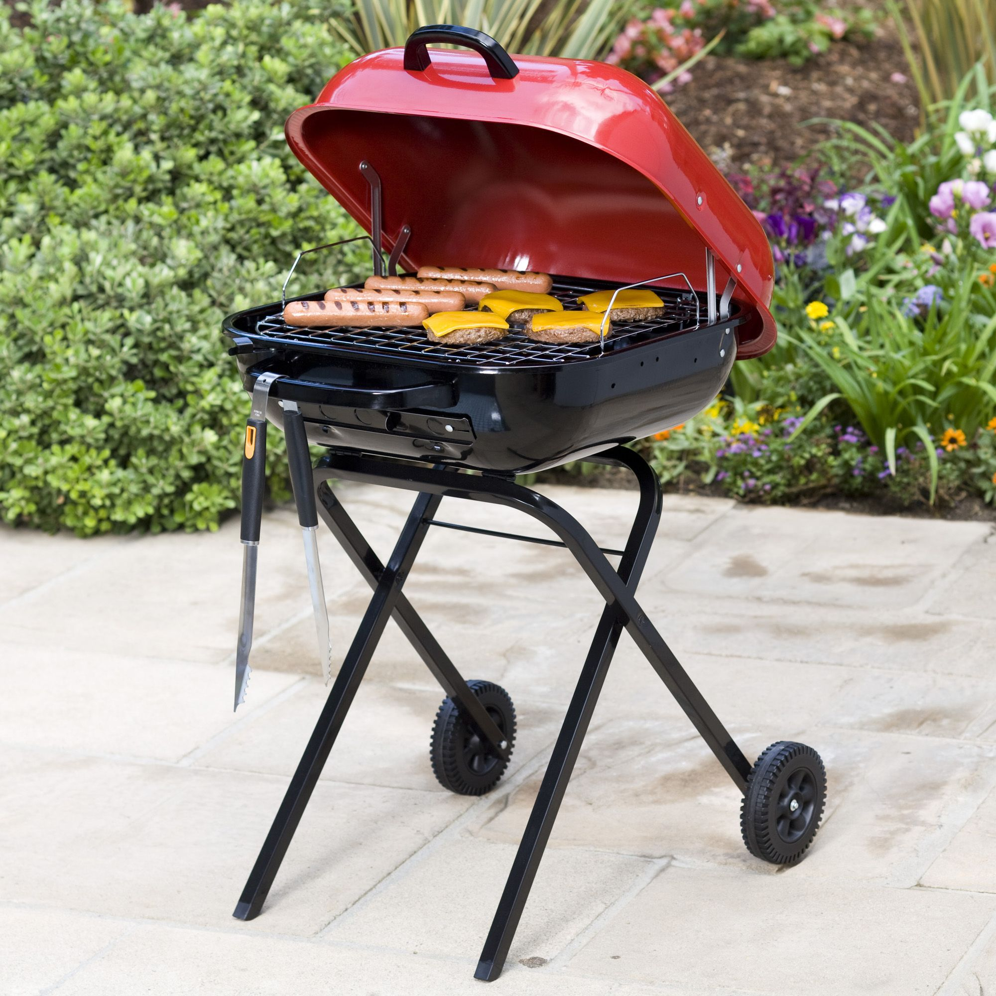 Meco Charcoal Grill