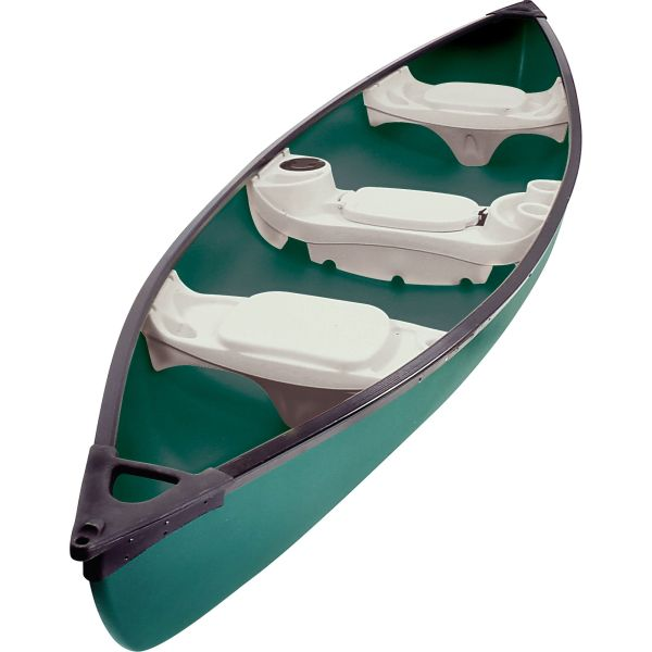 Save Kl Industries Water Quest 156 Deluxe Canoe Green - Kayaks