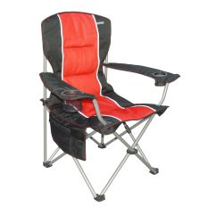 Outdoor Sports Chairs Easy Chair Nadir Steel Chrome Craftsman Camping Fitness And