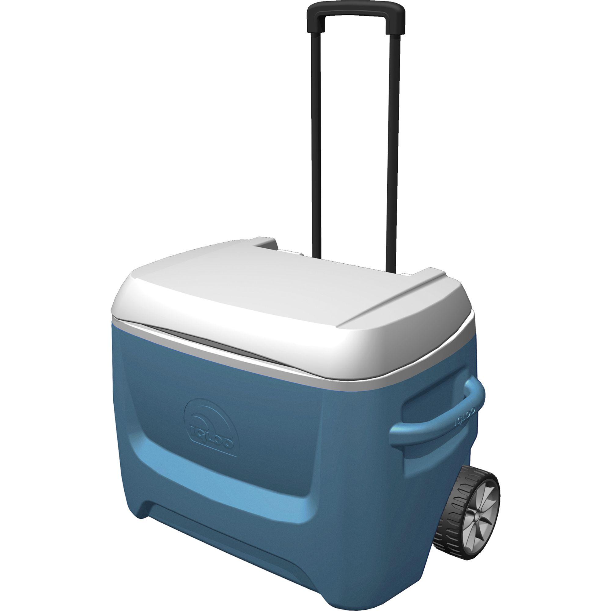 Igloo 50 Quart Island Breeze Maxcold Wheeled Cooler