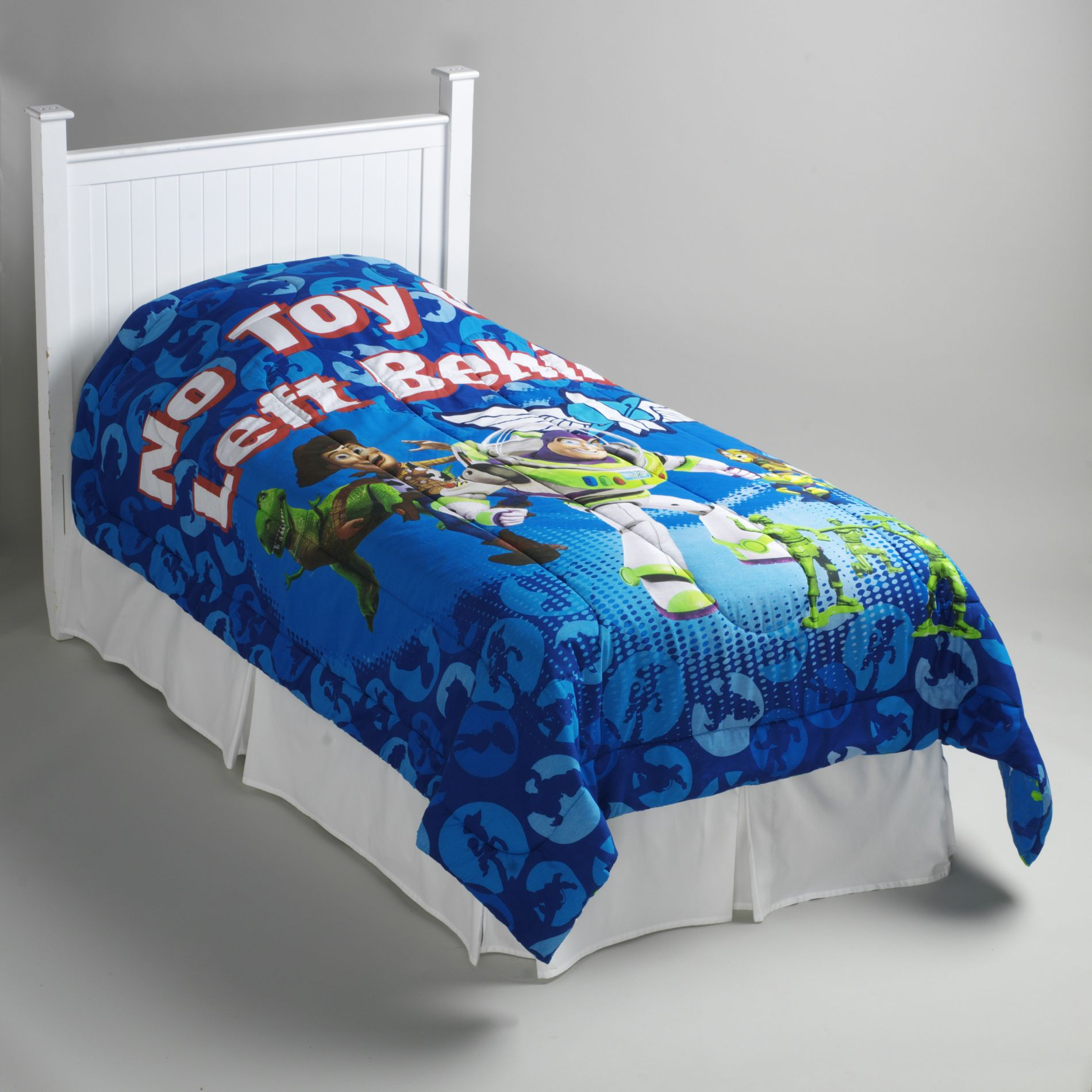 Disney Toy Story 3 Light Twin Full Comforter - Home Bed & Bath Bedding Sheets