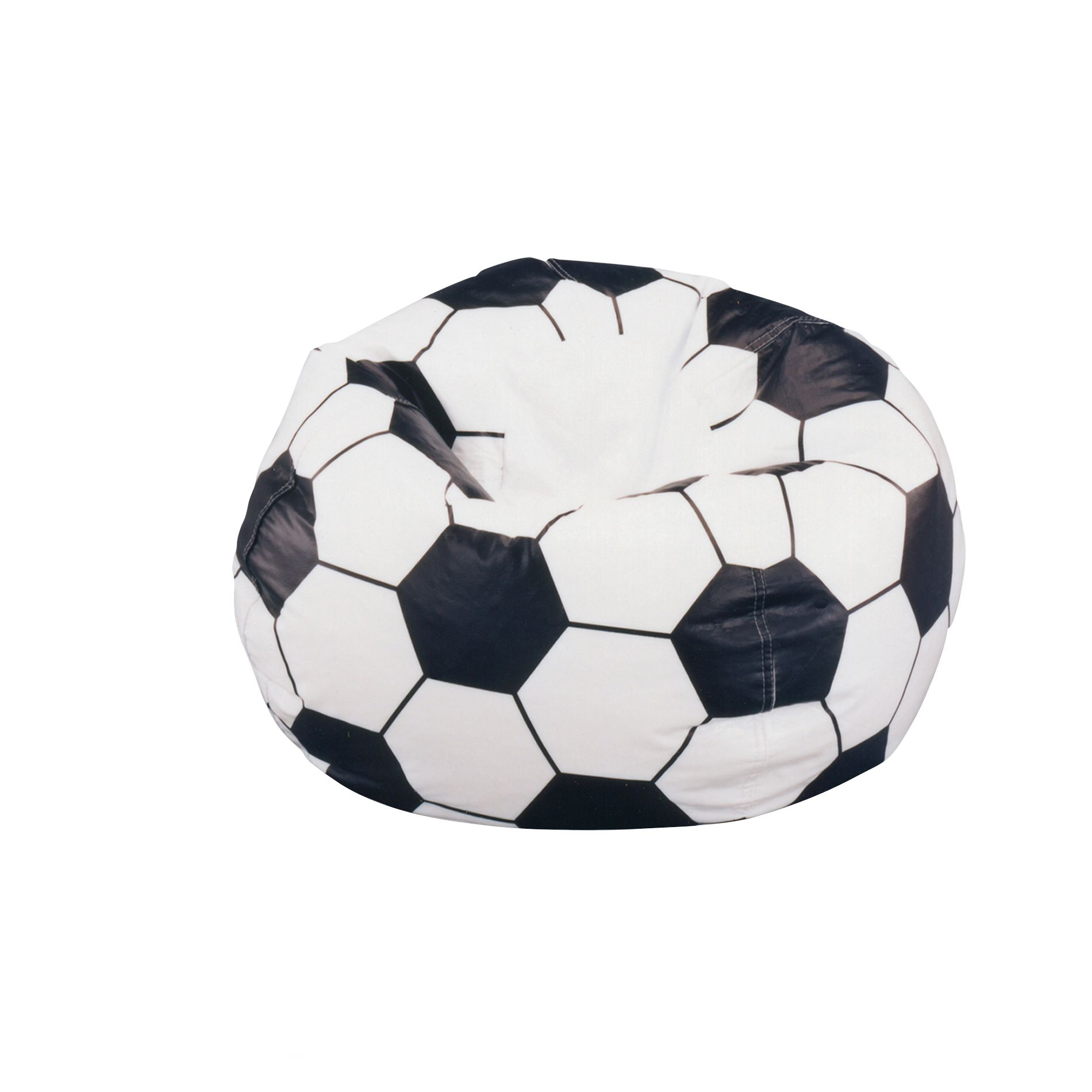Soccer Bean Bag Chair Cover