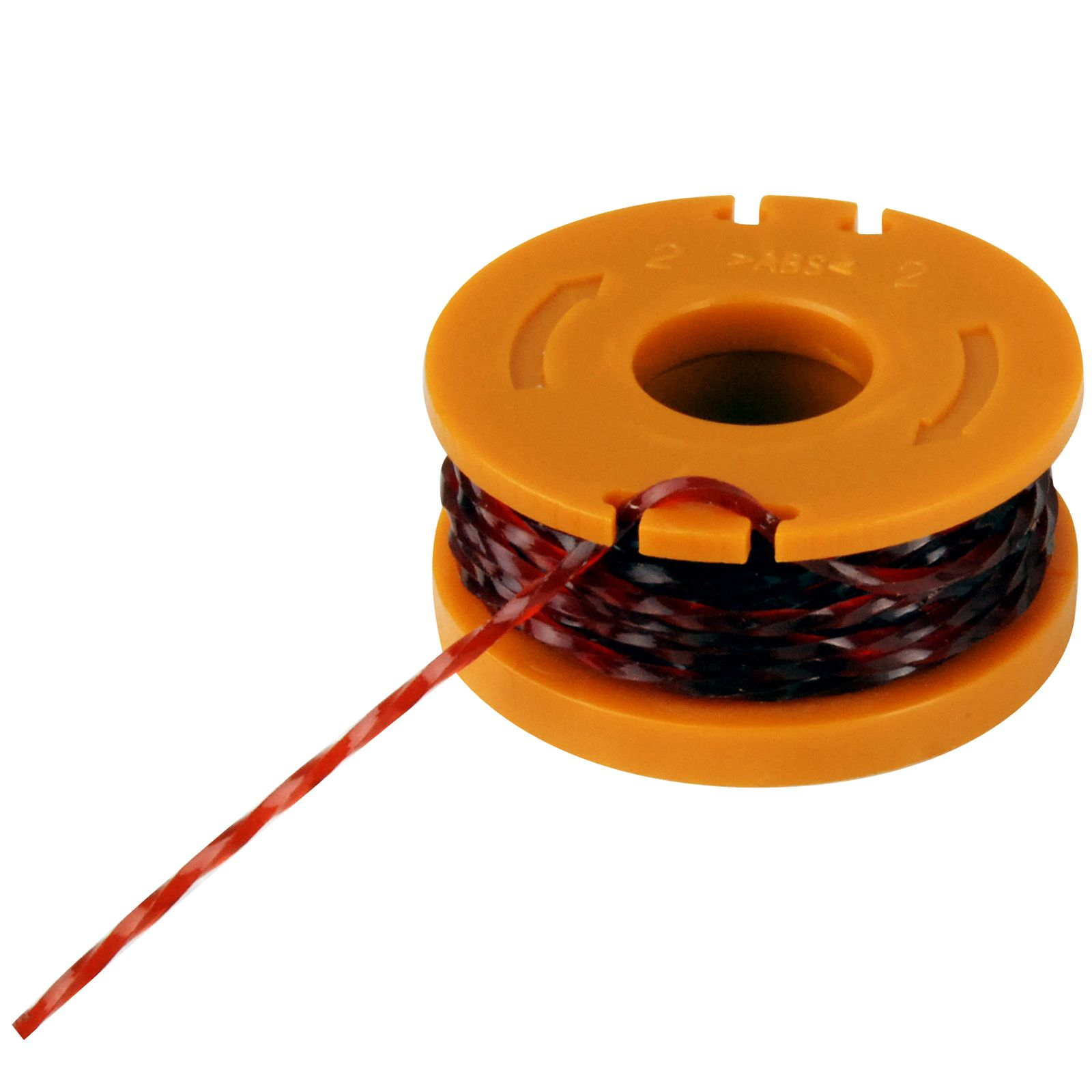 Worx Wa0004 .065 Line String Trimmer Replacement Spool - 2-pack