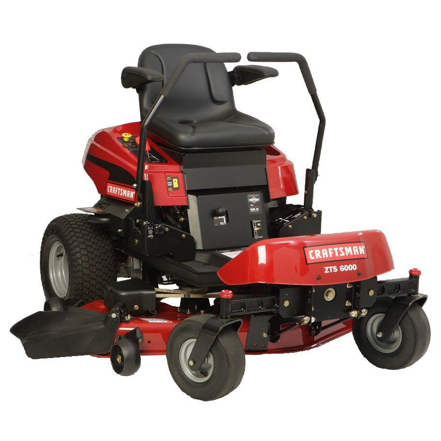 Craftsman Zero Turn Riding Lawn Mower
