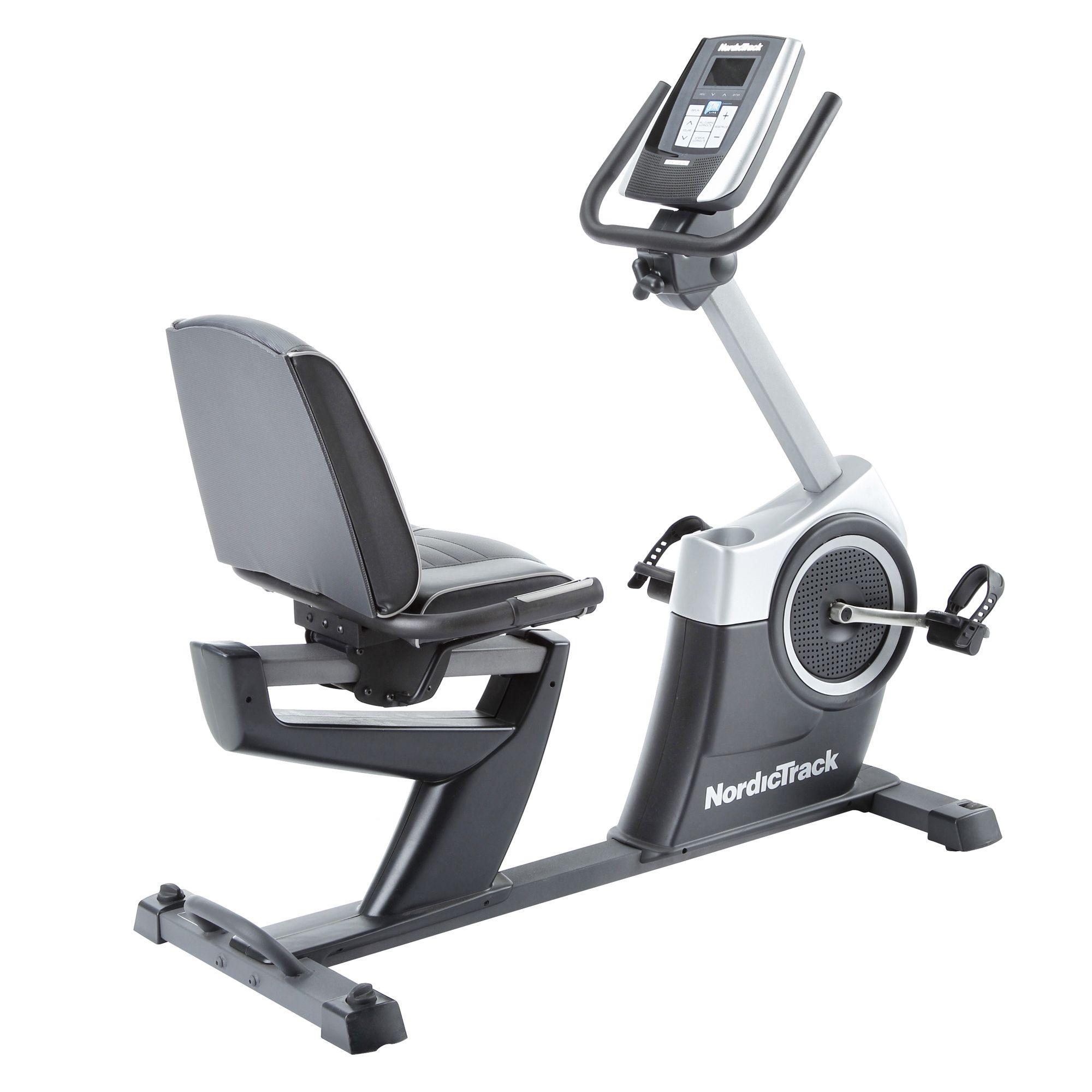 NordicTrack  00621973000  GX40 Recumbent Exercise