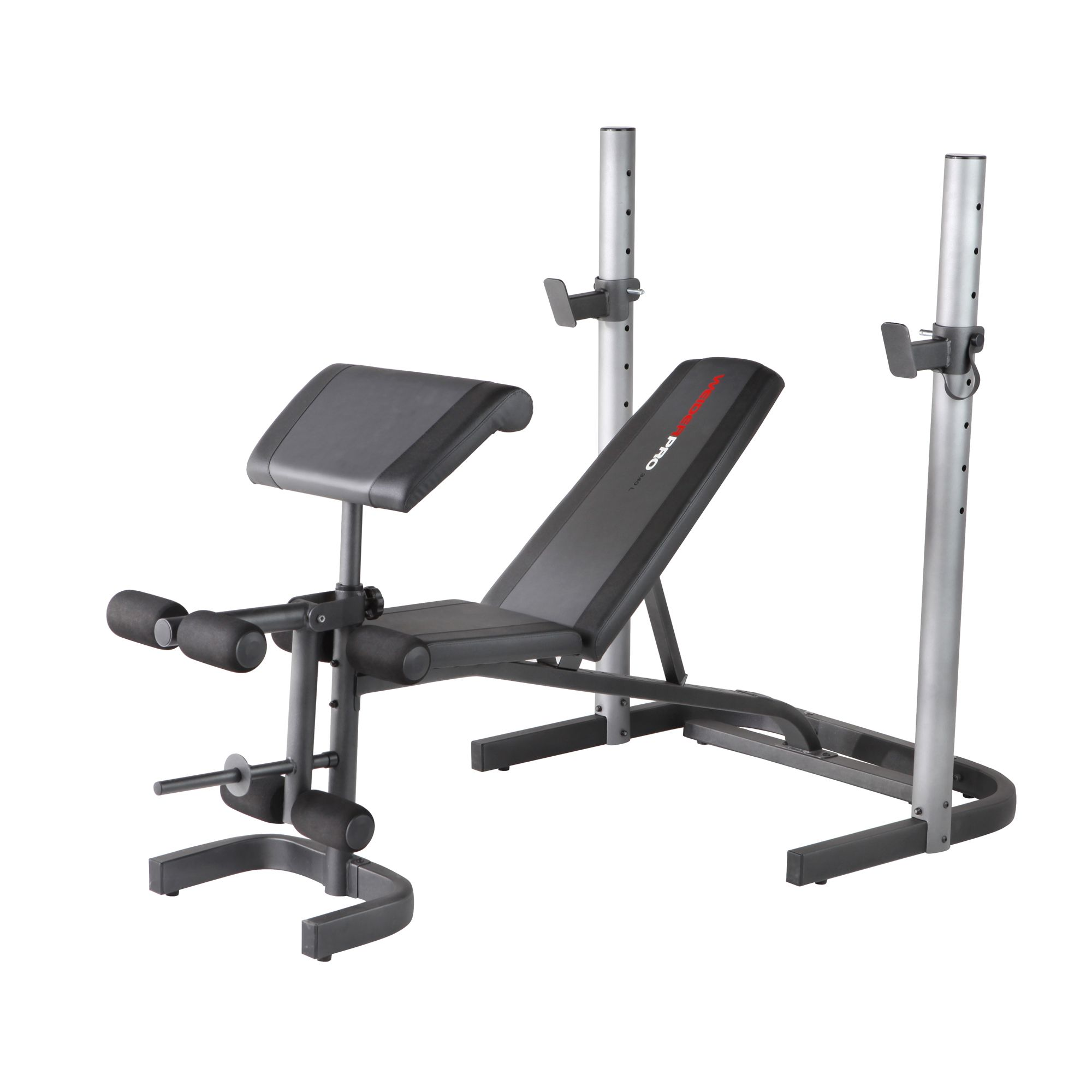 Weider Pro 340 L Weight Bench