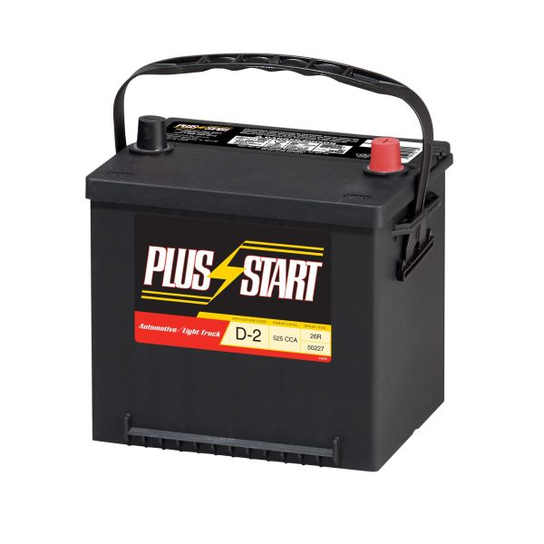 Start Automotive Battery - Group Size 26r With Exchange Online