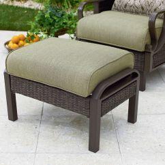 Outdoor Chairs With Ottomans Folding Lounge Chair Walmart La Z Boy Peyton 2 Pk Ottoman Sears