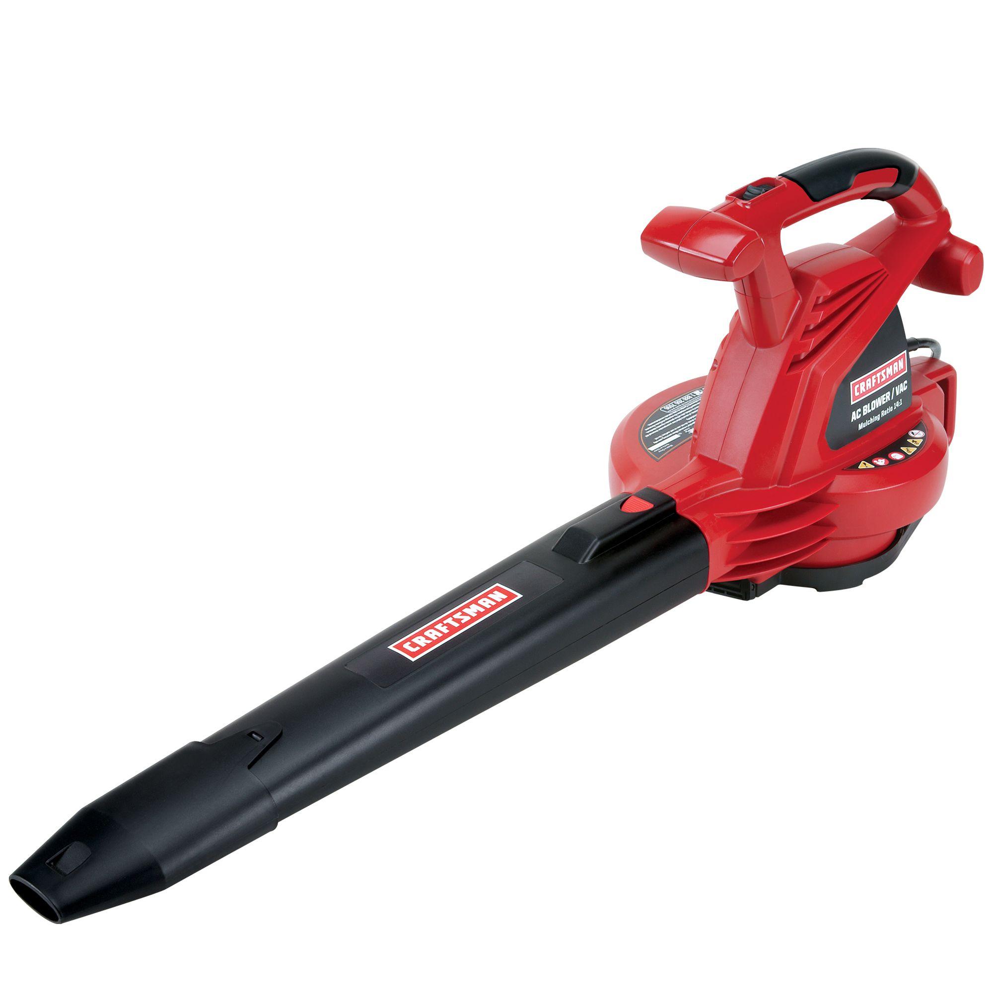 Best Gas Blower Vacuum Mulcher